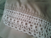 handmade pillow lace