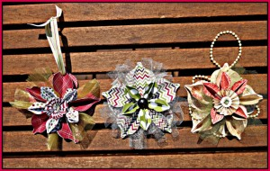 ornaments craft day