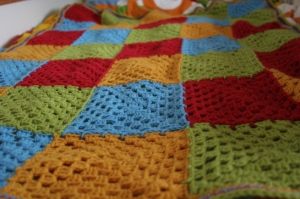 patch work blanket