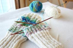 weekendknitter