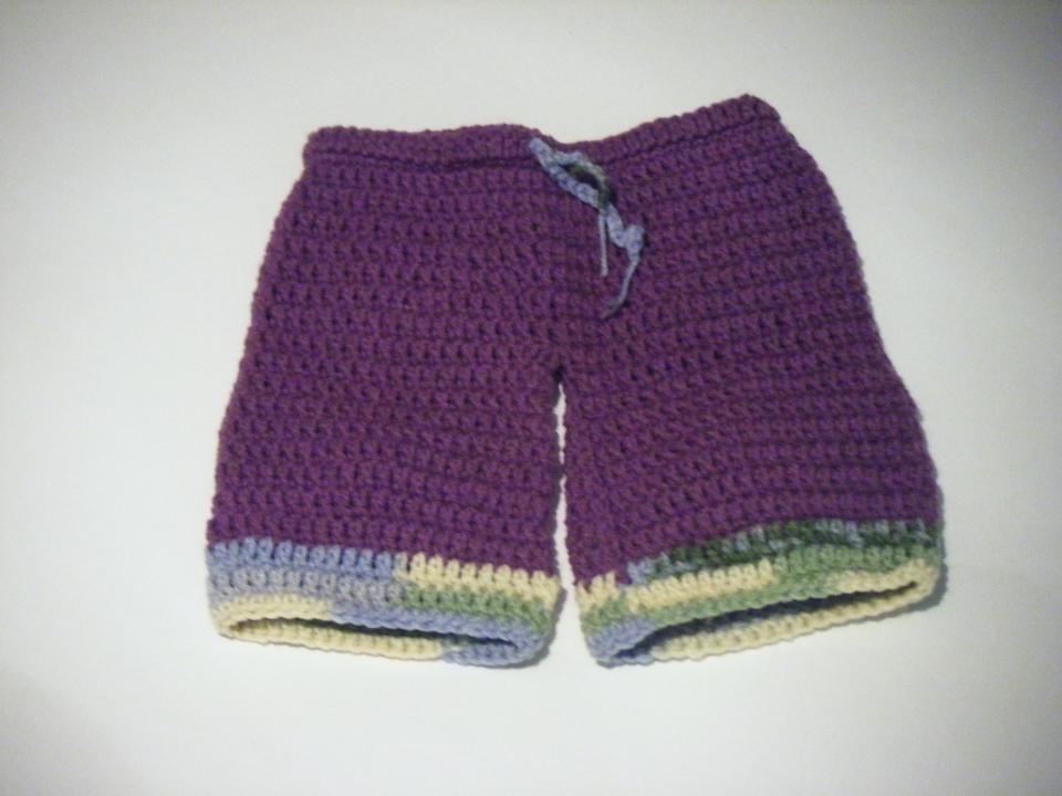 Purple Drawstring